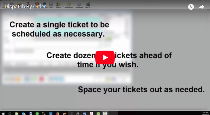 SMSTurbo Ticketing Overview